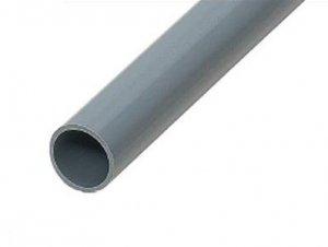 未来工業 VE-28 硬質ビニル電線管(J管) VE管 近似内径28mm 長さ4m グレー