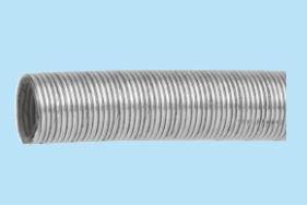 三桂製作所 PZ63-10M プリカチューブ 金属製可とう電線管 内径62.6mm 10m