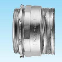 三桂製作所 BC63 ノックアウト用コネクタ(薄鋼電線管おねじ付) 適合プリカPZ63
