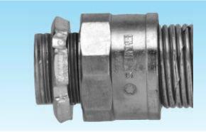三桂製作所 BG63 ノックアウト用コネクタ(厚鋼電線管おねじ付) 適合プリカPZ63