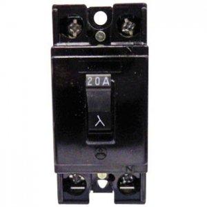 三菱電機 BL-1C 20A 安全ブレーカ 20A 2P1E