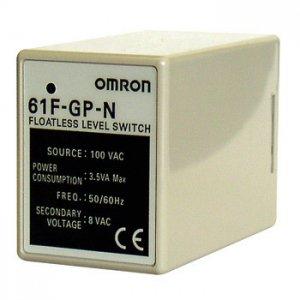 オムロン 61F-GP-N AC100 フロートなしスイッチ AC100V