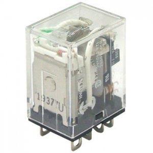 オムロン LY2N-DC24V 動作表示灯内蔵形バイパワーリレー 極数2 DC24V