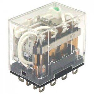 オムロン LY4N-AC200V 動作表示灯内蔵形バイパワーリレー 極数4 AC200V