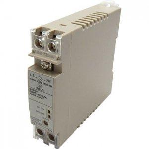 オムロン S8VS-01524 標準タイプ スイッチングパワーサプライ 入力AC100-240V 15W 24V0.65A出力