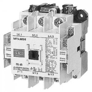 三菱電機 S-T50 200V 非可逆式電磁接触器 N50 200V