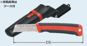 未来工業 DM-12 デンコーマック (電工ナイフ) 鍛造刃 (ケース付) ナイフ全長215mm 刃長78mm