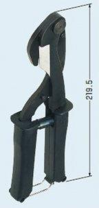 未来工業 MC-ROK リブだけOK(Mバー用リブカッター) 全長219.5mm 重量350g