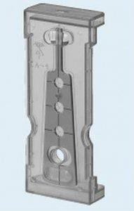未来工業 LA-1 レベルアッター 器具取付枠用水平(垂直)器