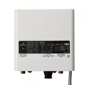 DXアンテナ W30G CATV双方向ブースター 30dB形 2K4K8K放送(3224MHz)対応