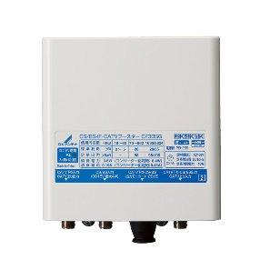DXアンテナ CF30SG CS/BS-IF・CATVブースター(30dB形上りパス)[2K・4K・8K対応]