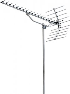 DXアンテナ UA20K1 共同受信用UHF20素子アンテナ 簡易普及形 水平垂直偏波 75Ω