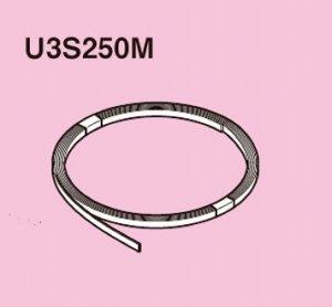 ネグロス U3S250M ユニックバンド 定尺:250m ステンレス鋼