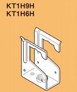 ネグロス KT1H6H カクター 角パイプ照明器具支持金具 適合:KT1、ボルト M6