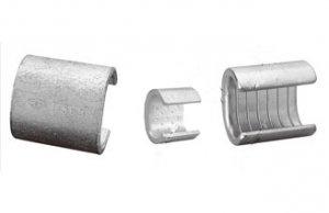ニチフ T154 T形コネクタ(分岐接続用) 適用電線断面積合計:123-154平方mm