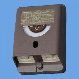 パナソニック EE4353AK 電子EEスイッチ付フル接地防水コンセント 露出・埋込両用 ブラウン