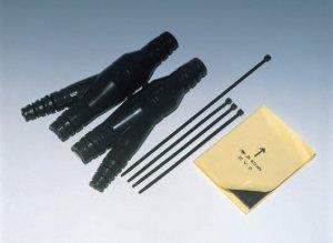 古河電工 YJ-1 低圧ケーブル用接続処理材料 エフタッチカバー 分岐接続用 適用導体幹線200平方mm