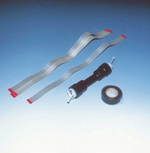 古河電工 FP-1X38/60 低圧ケーブル接続部用 耐火プルフィットチューブキット 直線接続 単心38,60平方mm