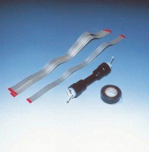 古河電工 FP-2X8/14 低圧ケーブル接続部用 耐火プルフィットチューブキット 直線接続 2心8,14平方mm