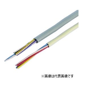 冨士電線 AE 0.65-2C 警報用ポリエチレン絶縁ケーブル 屋内専用 2心 0.65mm 200m