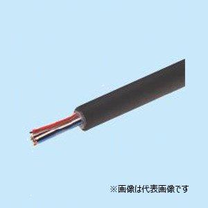 冨士電線 CCP-AP 0.65-10P 着色識別ポリエチレン絶縁ラミネートシースケーブル 10対 0.65mm 切り売り