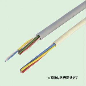 冨士電線 EM-AE 0.9-2C 警報用ポリエチレン絶縁耐燃性ポリエチレンシースケーブル 屋内専用 2心 0.9mm 200m
