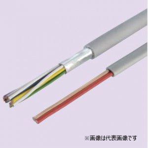 冨士電線 EM-HP 1.2-2C 耐燃性ポリエチレンシース小勢力回路用耐熱電線 2心 1.2mm 200m