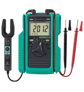 共立電気計器 2012RA キューメイト AC/DCクランプ付デジタルマルチメータ