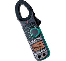 共立電気計器 2046R キュースナップ 交流電流・直流電流測定用クランプメータ 実効値タイプ