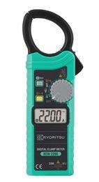 共立電気計器 2200 キュースナップ 交流電流測定用クランプメータ