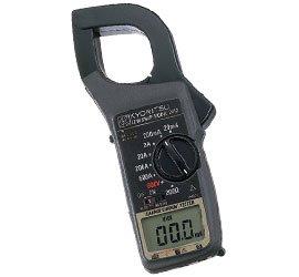 共立電気計器 2412 キュースナップ 漏れ電流・負荷電流測定用クランプメータ