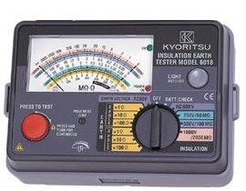 共立電気計器 6017 キューメグアース アナログ絶縁・接地抵抗計