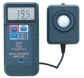 共立電気計器 5202 デジタル照度計