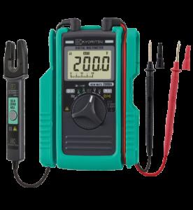 共立電気計器 2000A AC/DCクランプ付デジタルマルチメータ