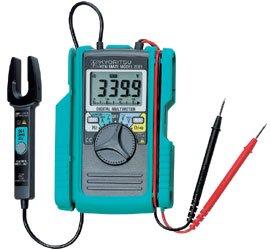 共立電気計器 2001 キューメイト AC/DCクランプ付デジタルマルチメータ
