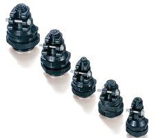 オーム電機 OA-15 キャプコンOA-1シリーズ 取付穴径28mm 10個入