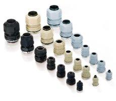オーム電機 OA-W1608 キャプコンOA-Wシリーズ標準タイプ 耐油性タイプ 黒 電線径6〜8mm 20個入