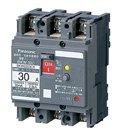 パナソニック BKW3202CK 漏電ブレーカBKW-30C型 3P3E 20A 15mA(過電流保護兼用)
