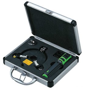 パナソニック BTL1101G レーザーマーカー墨出し名人 ケータイ(回転台・アルミケース・取付金具付)グリーン
