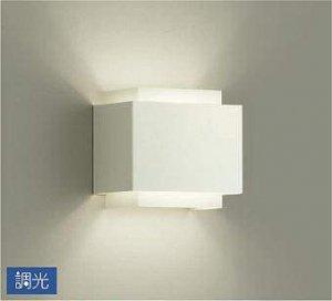 大光電機 LZK-90088YW LED意匠照明ブラケット 調光 電球色 3000K 5W 白塗装