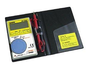 ジェフコム デンサン DM-500S ポケットデジメーター(超薄型・多機能タイプ)