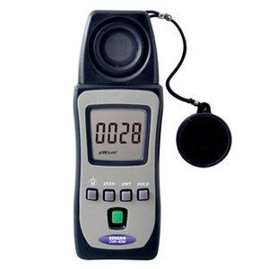 ジェフコム デンサン UVK-40M ポケデジ紫外線強度計
