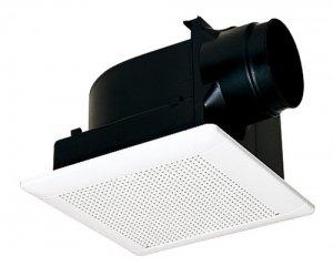 三菱電機 VD-20ZLC9-S ダクト用換気扇 天井埋込形 サニタリー用 低騒音形 24時間換気機能付 420m3/h