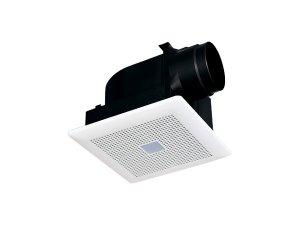三菱電機 VD-20ZALC9 ダクト用換気扇 天井埋込形 サニタリー用 低騒音 人感センサー 24H換気機能 420m3/h