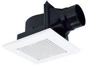 三菱電機 VD-10ZC9 ダクト用換気扇 天井埋込形 サニタリー用 低騒音形 90m3/h