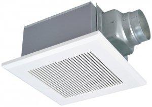 三菱電機 VD-15ZLXP10-CS ダクト用換気扇 天井埋込形 居間事務所店舗用 低騒音 24H換気機能 格子 210m3/h
