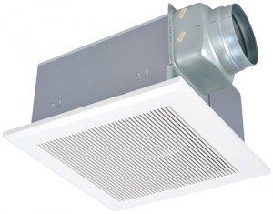 三菱電機 VD-23ZLX10-CS ダクト用換気扇 天井埋込形 居間事務所店舗用 低騒音形 24H換気機能 格子 600m3/h