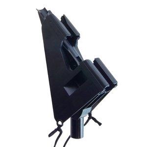 ジェフコム デンサン DLC-CH-TW キャッチヘッド 直管ツイン蛍光灯用