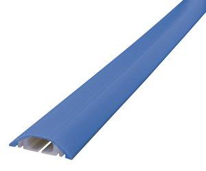 ジェフコム SFM-E1610XBL エコソフトモール(防汚タイプ) ブルー 幅40mm 長さ1.2m