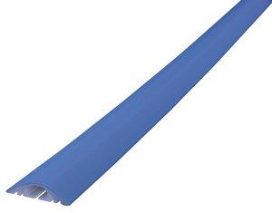 ジェフコム SFM-E910XBL エコソフトモール(防汚タイプ) ブルー 幅30mm 長さ1.2m